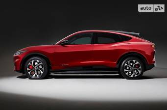 Ford Mustang Mach-E 2020 GT Performance Edition