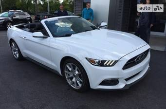 Ford Mustang 2.3i AT (310 к.с.) 2018
