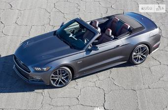 Ford Mustang Convertible 2.3 АТ (314 л.с.) 2017