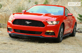 Ford Mustang 2.3 Ecoboost turbo АТ (314 л.с.) RWD 2017