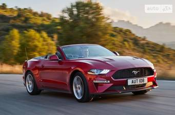 Ford Mustang 2.3i EcoBoost MT (314 л.с.) 2020