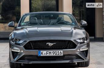 Ford Mustang 2020