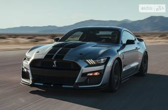 Ford Mustang Shleby GT500 AT (760 л.с.) 2020