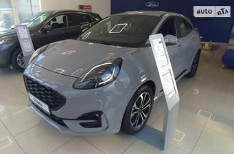 Ford Puma 1.0 EcoBoost AT (125 л.с.) 2020