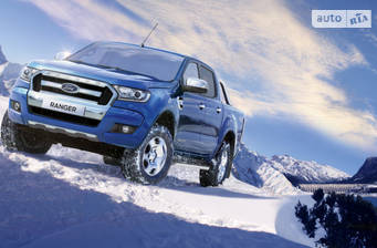 Ford Ranger 3.2D АТ (200 л.с.) DoubleCab AWD 2017