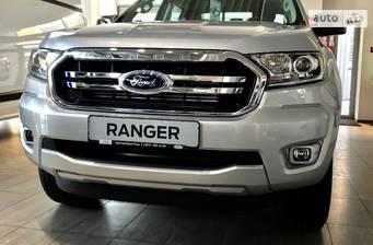 Ford Ranger Двойная 2.0D EcoBlue MT (170 л.с.) AWD 2019