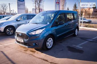 Ford Tourneo Connect пасс. 1.5D MT (100 л.с.) L1 2019