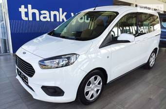 Ford Tourneo Courier 1.0 MT (100 л.с.) 2019