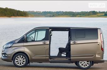 Ford Tourneo Custom 2019