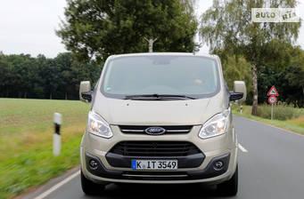Ford Tourneo Custom 2.2 TDI MT F300 (155 л.с.) L2H1 2018