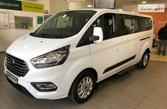 Ford Tourneo Custom 2.0 TDI MT F320 (130 л.с.) L2H1 2019