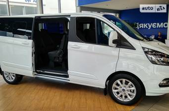 Ford Tourneo Custom 2019 Titanium