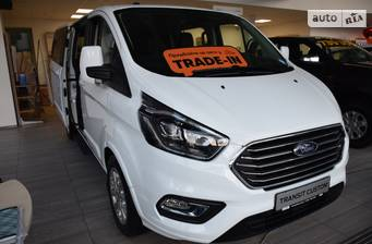 Ford Tourneo Custom 2.0 TDI MT F320 (185 л.с.) L2H1 2019