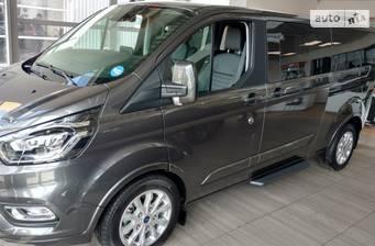 Ford Tourneo Custom 2.0 TDI MT F320 (185 л.с.) L2H1 2019