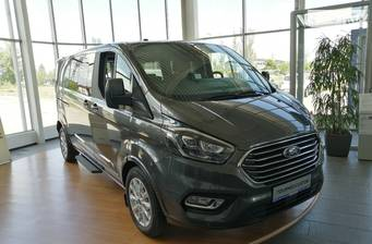Ford Tourneo Custom 2.0 TDI AT F320 (185 л.с.) L2H1 2019
