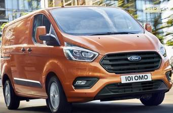 Ford Transit Custom 2018 Amb Plus