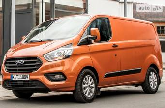 Ford Transit Custom F300 2.0D MT (130 л.с.) L1H1  2019