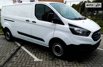 Ford Transit Custom F340 2.0D MT (130 л.с.) L2H1 2019