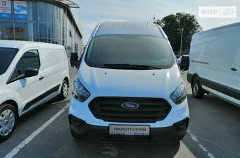 Ford Transit Custom 2019 Amb Plus