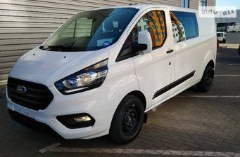 Ford Transit Custom DC F320 2.0D MT (130 л.с.) L2H1 2019
