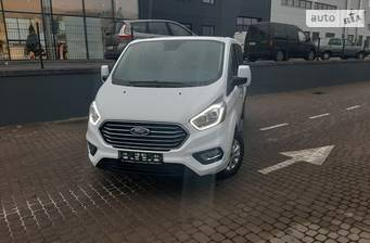 Ford Transit Custom 2019 Trend