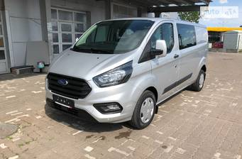 Ford Transit Custom DC F320 2.0D MT (130 л.с.) L2H1 2020