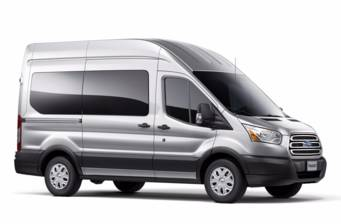 Ford Transit пасс. Minibus R410L3H2 (135 л.с.) LWB 2018