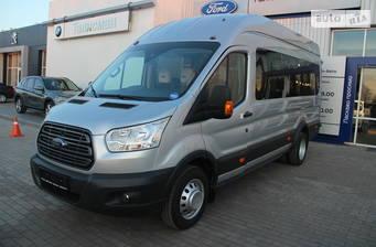 Ford Transit пасс. Minibus R460L4H3 (125 л.с.) LWB 2018