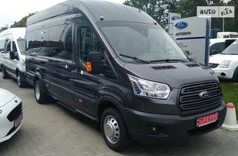 Ford Transit пасс. Minibus R460 L4H3 (130 л.с.) 2019