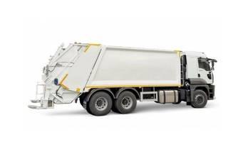 Ford Trucks 2533 DC Hidro-Mak MT 330 л.с. 6х2 2019