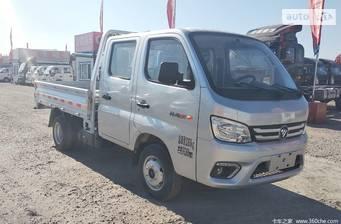 Foton BJ1030V4AV3-BM Double Cab 112 л.с. 2019