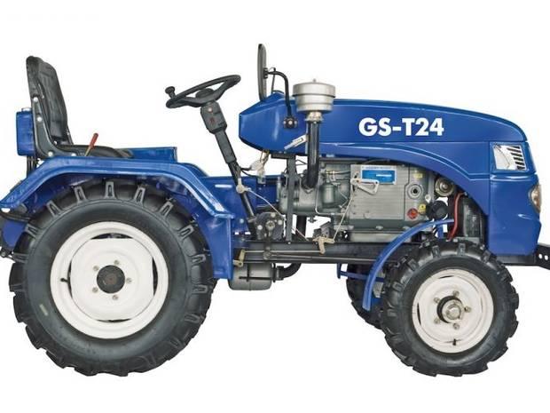 Garden Scout GS -T24