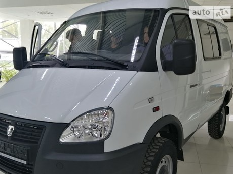ГАЗ 2752 Соболь 2021