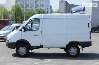 ГАЗ 2752 Соболь 27527-758 (4х4) 2017