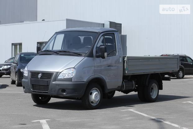 ГАЗ 3302 Газель 3 покоління (рестайлінг) Борт