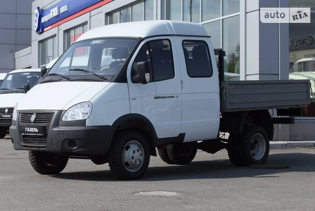 ГАЗ 3302 Газель