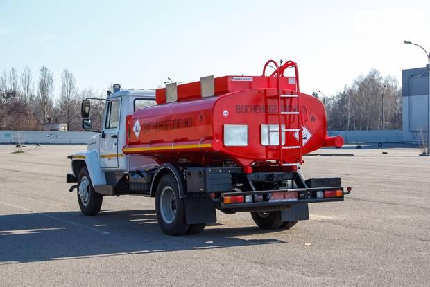 ГАЗ 3309 base
