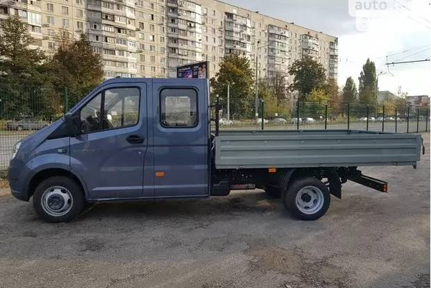 ГАЗ Next ST