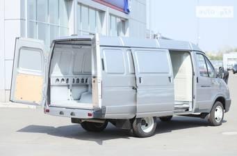 ГАЗ 2705 Газель 27057-355 (4Х4) 2018