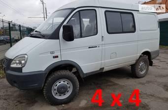 ГАЗ 2752 Соболь 27527-753 4х4 2019
