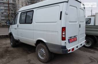 ГАЗ 2752 Соболь 2019