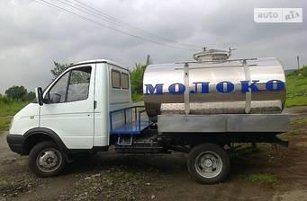 ГАЗ 3302 Газель Молоковоз 2019
