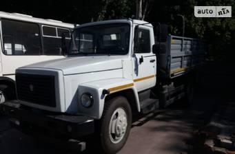 ГАЗ 3309 33098-837 (134 л.с.) 2019