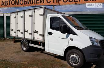 ГАЗ Next 2019