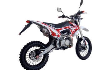 Geon X-Ride 125 Enduro Sport 2017
