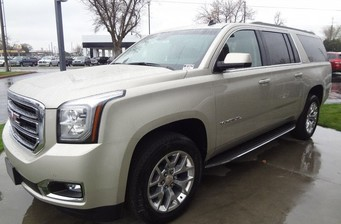 GMC Yukon XL 5.3i AT (355 л.с.) AWD SLT 2016