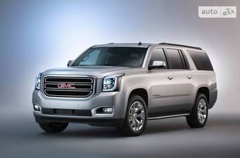 GMC Yukon XL 5.3i AT (355 л.с.) AWD 2018