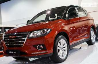 Great Wall Haval H2 1.5 AT (143 л.с.) Elite 2018