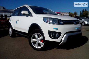 Great Wall Haval M4 1.5 АT (94 л.с.) Luxury  2017