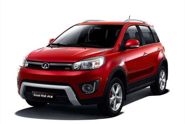 Great Wall М4 Luxury